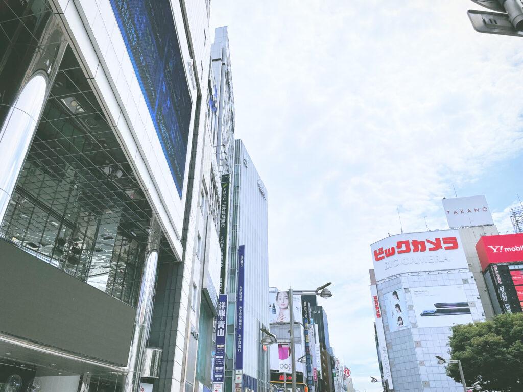 ビューティースキンクリニック新宿カウンセリング脱毛口コミ体験談レポ