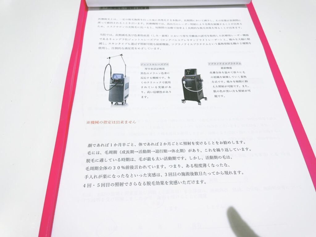 渋谷の森クリニック渋谷へそ下乳輪周り脱毛口コミ体験談レポ